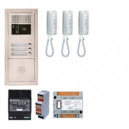 Pack audio pour 3 logements encastré  460.26 €