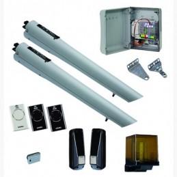 Motorisation portail 2 battants FAAC Handy Kit 24V integral 105998144