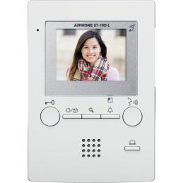 """Moniteur couleur mains libres écran 3,5"""" Aiphone  214.61€"""