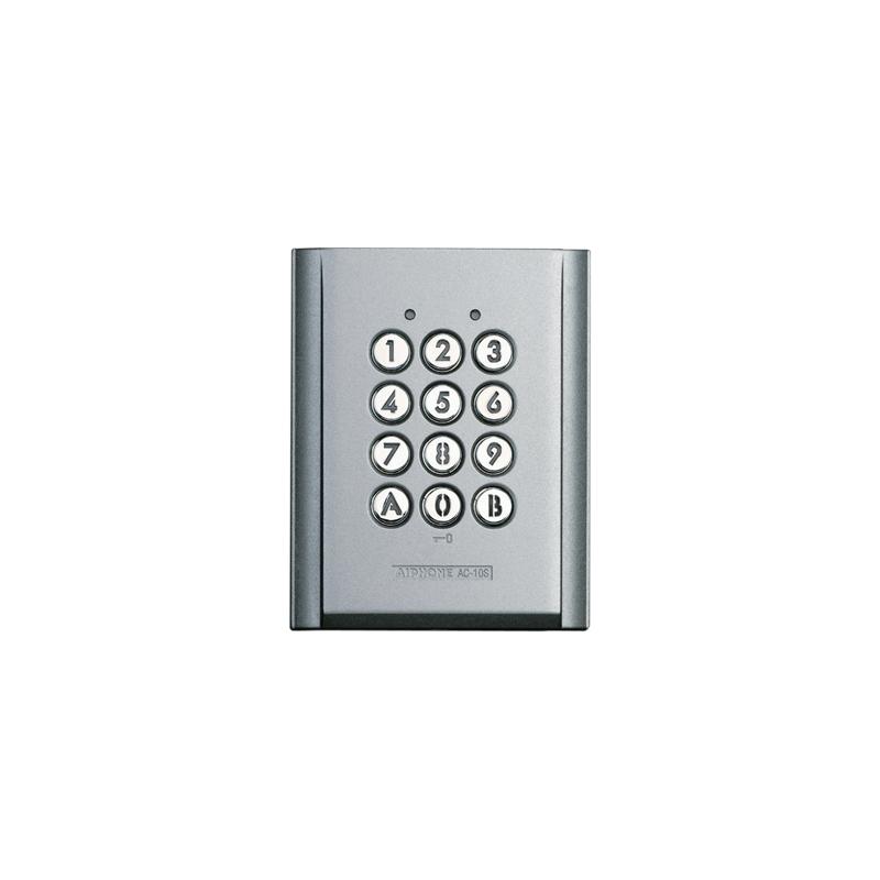 Clavier saillie  AC10S 100 codes & 2 relais Aiphone