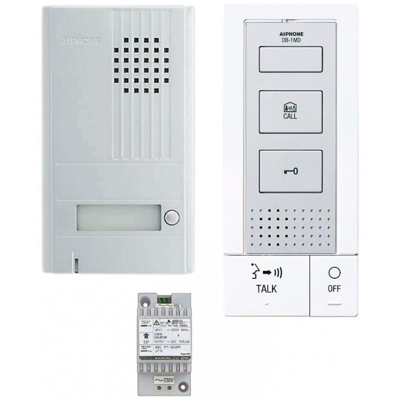 AIPHONE - Kit portier audio mains libres DBS1AP