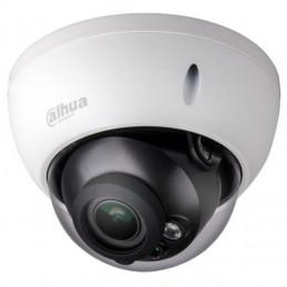 Caméra dôme à varifocale 2,7 - 13,5 mm motorisée 5 MP IK10 DAHUA  151.02 e
