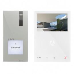 Kit vidéophone 2 fils poste...