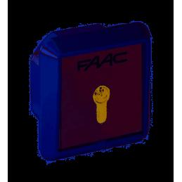 Contacteur à clé FAAC T21 L...