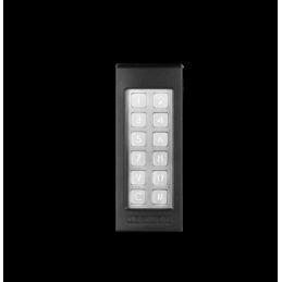 Clavier à codes pour portail  Locinox RAL 9005 IP 68  168.00€