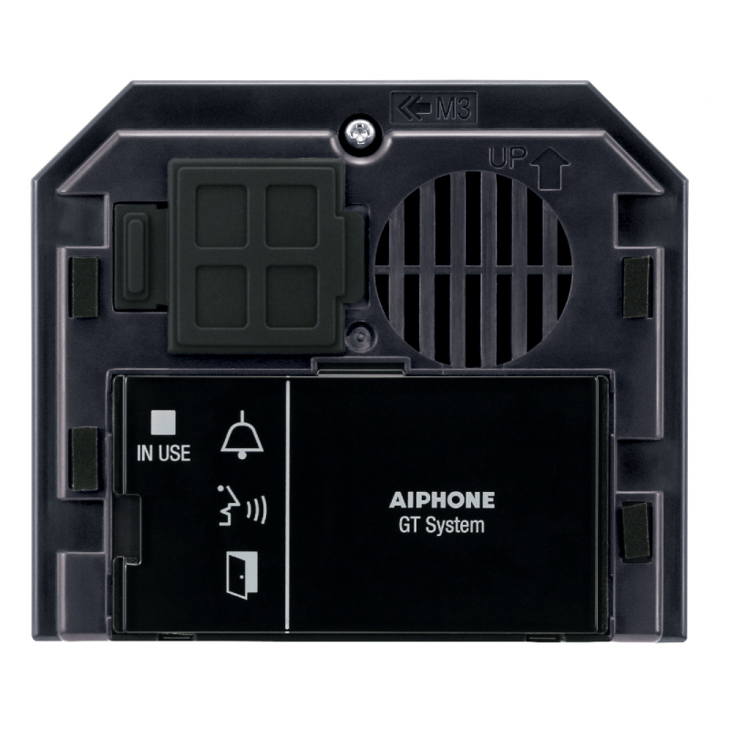 Module micro HP Aiphone avec systhèse vocale et pictos GTDBV