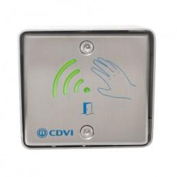 Bouton de sortie infrarouge en  applique CDVI