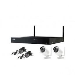 Kit Nvr Wifi 2 Cameras 1 enregistreur  Urmet 1098/800