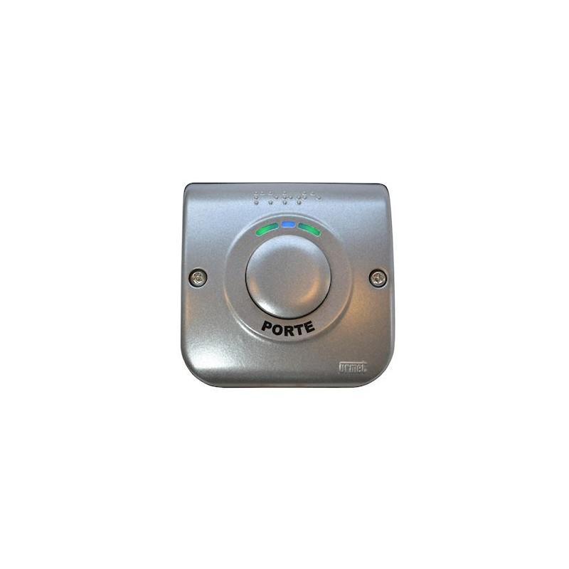 lumineux handi no//nf 90 x 90 bouton poussoir urmet ba//of//90lh