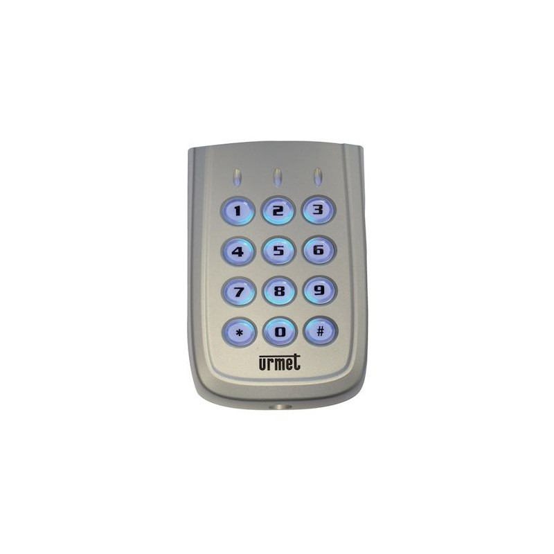 Clavier codé ABS  compact  pose en saillie Urmet 141202