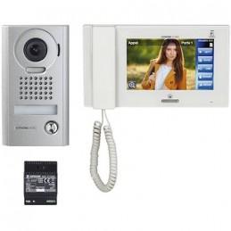 Aiphone JPS4AEDV Kit visiophone en saillie avec zoom