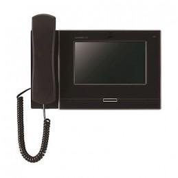 Moniteur noir vidéo IP /...