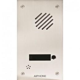 Façade inox 1 appel pour DA1DS  Aiphone FDB1  118718