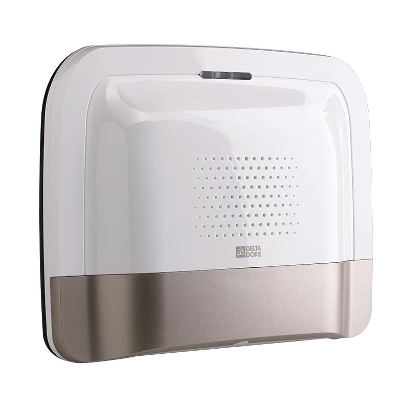 Transmetteur téléphonique sans fil avec carte SIM Delta Dore 6414117