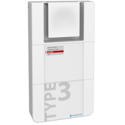 Centrale Incendie TYPE B T3 - BAAS MA Neutronic