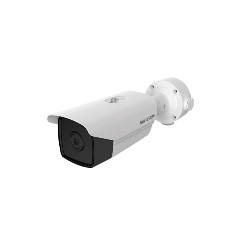 Caméra vidéosurveillance thermique IP 6mm Hikvision DS-2TD1217-6/V1