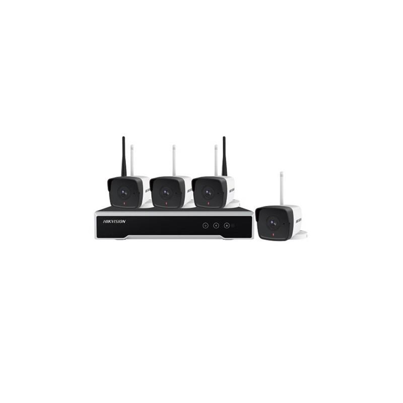 Kit Wi-Fi vidéosurveillance Hikvision NK44W0H-1T 4 méga Pixel