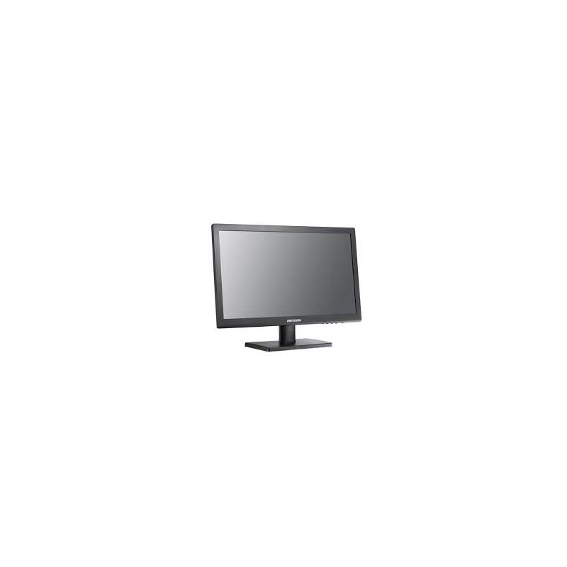 """Moniteur Hikvision DS-D5019QE-B/EU  19"""" HDMI/VGA 1366*768"""