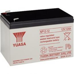 Batterie au plomb Yuasa 12V 12Ah Modèle  NP12-12