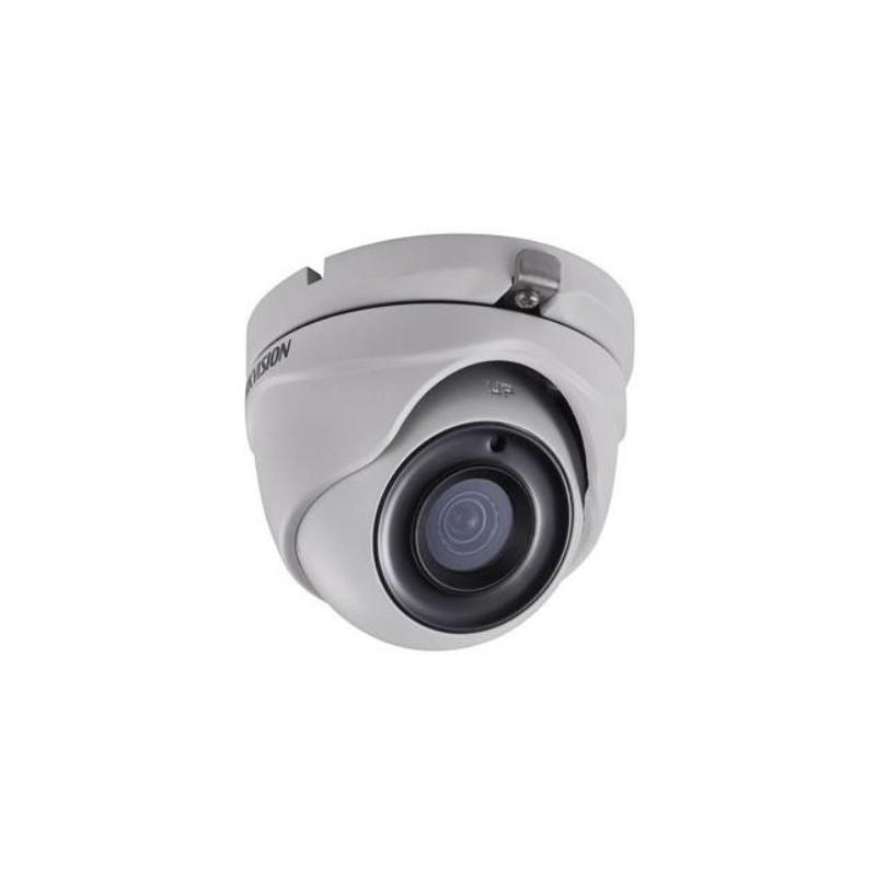 Caméra Dôme EXT V/R HDOC 5MP Fixe Hikvision DS-2CE56H0T-ITME