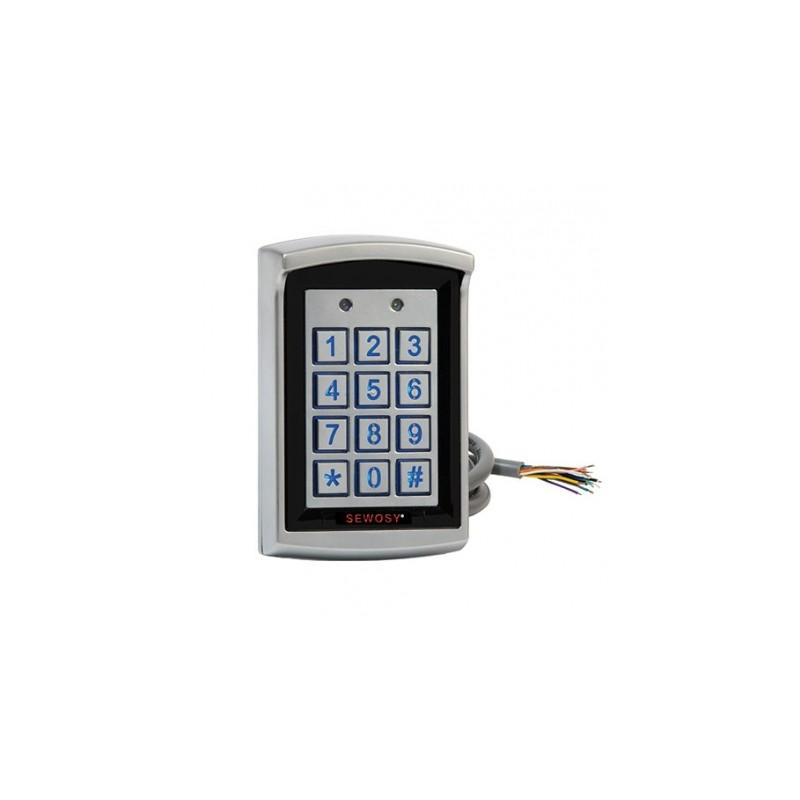 Lecteur de proximité avec clavier  et antenne intégrée SEWOSY  SEWKRB 1000