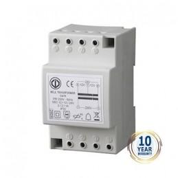 Transformateur 12/24V AC -...