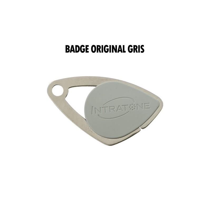 INTRATONE Vigik Badge Gris