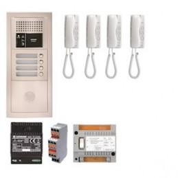 Pack audio pour 4 logements...