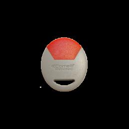 Badge Electronique De Proximité  Rouge Comelit  CLE/R