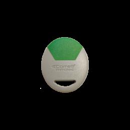 Badge Electronique De Proximité Vert Comelit CLE/V