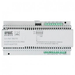 2Voice Interface 2P 4C URMET   1083/50