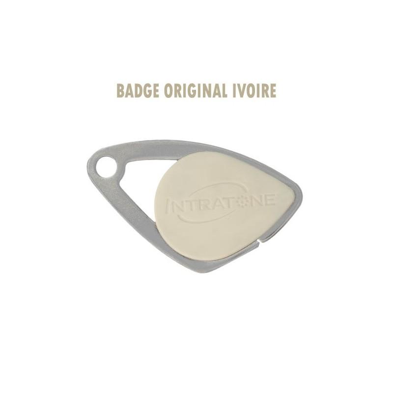 Vigik Badge Blanc INTRATONE INT 08-0110