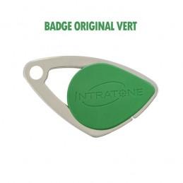 Vigik Badge Vert INTRATONE
