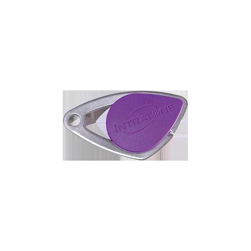 Vigik Badge Violet INTRATONE INT08-0109